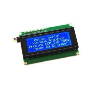 I2C LCD Module (20 char 4 lines)