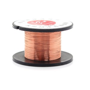 5pcs 0.1 mm Enameled Copper Soldering Wire