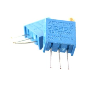 10pcs 100k Multi-Turn Potentiometer (3296W-104)