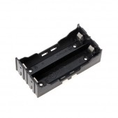 2×18650 Parallel Battery Holder