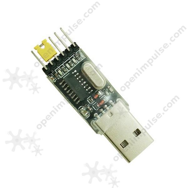 CH340G USB to UART Converter   Open ImpulseOpen Impulse