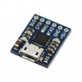 CP2102 USB to UART module for Arduino