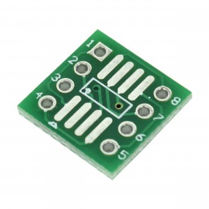 20pcs SOP8/SSOP8 SMD to DIP Adapter