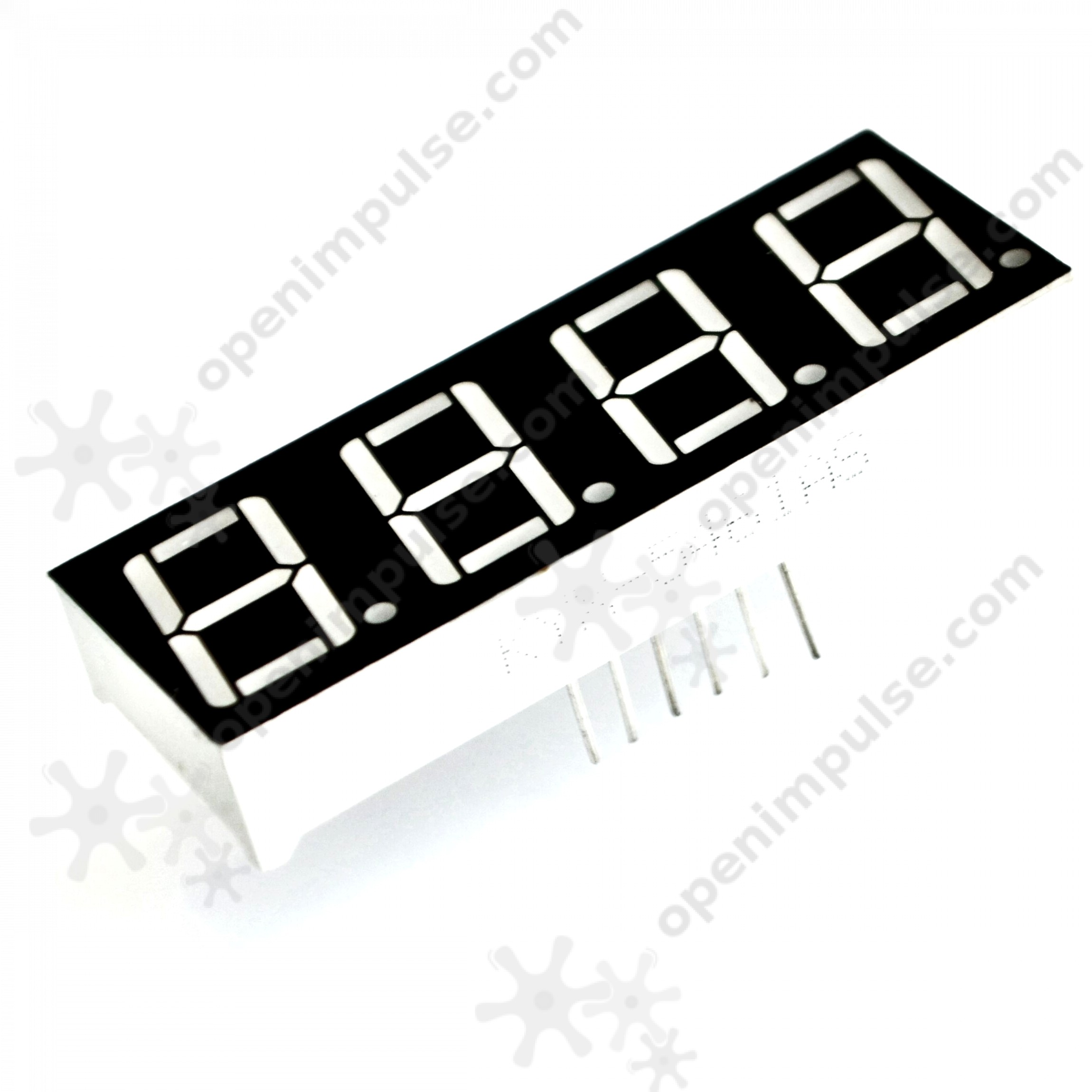 Arduino 4-Digit 7-segment LED Display
