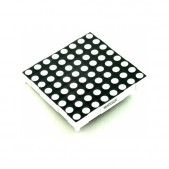 2pcs 3mm 8×8 Dot Matrix