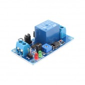 5V relay module (normally closed trigger delay)