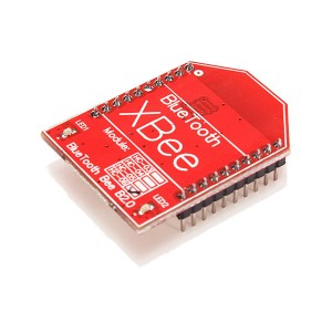 Bluetooth XBee wireless module (red)