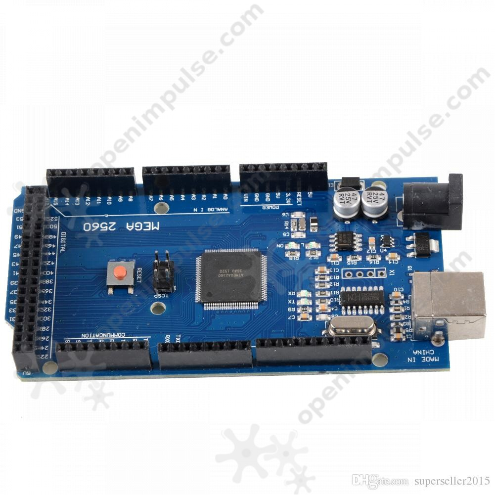 Mega development board atmega ch arduino