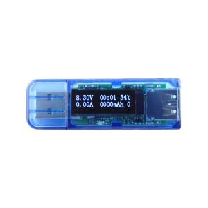 OLED USB 3.0 Voltage Meter