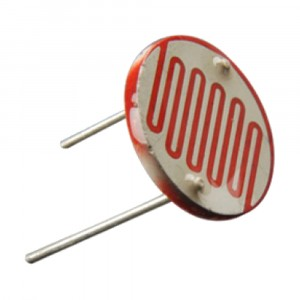 5pcs 10mm Photoresistor