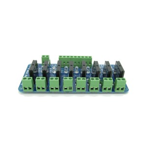 8 Solid State Relay Module (250V 2A)