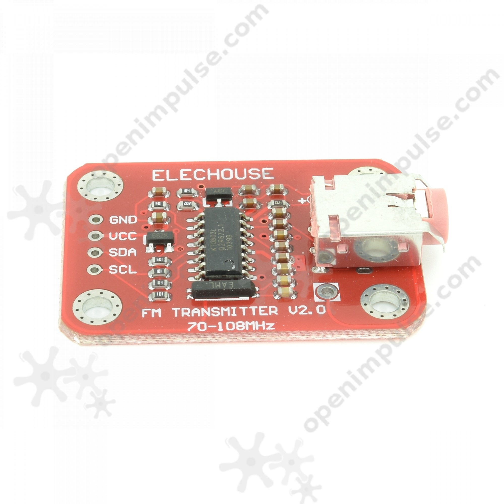 Fm Radio Transmitter Module Open Impulseopen Impulse Amplifier Circuit 4 6