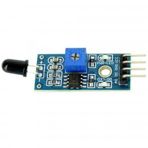 2pcs Flame Sensor Module (4pins)