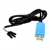 PL2303TA USB to RS232 Download Cable