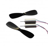 1 pair Ultra High-Speed Motor with propellers