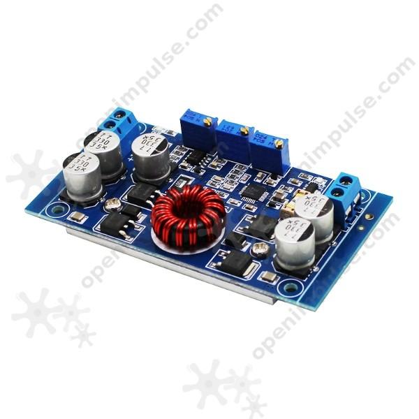 Voltage Regulator - Step-Up 33V - Micro Robotics
