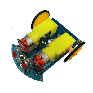 Line Tracking Robot Kit