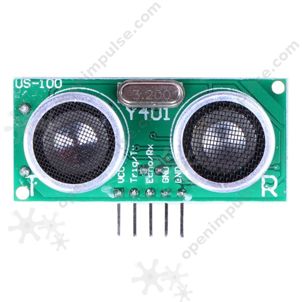 Micro Ultrasonic Ranging Distance Measuring Module Ultrasonic Sensor Module