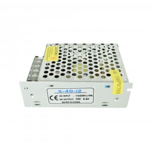 12V 3A (96 W) Switched Mode Power Supply