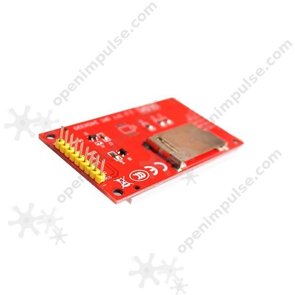 2 2'' 240x320 px SPI LCD | Open ImpulseOpen Impulse