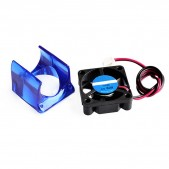 3010 Fan and Mounting Bracket for the E3D v6 3D Printer Head