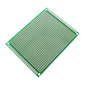 70×90 mm Green Universal Prototyping Board