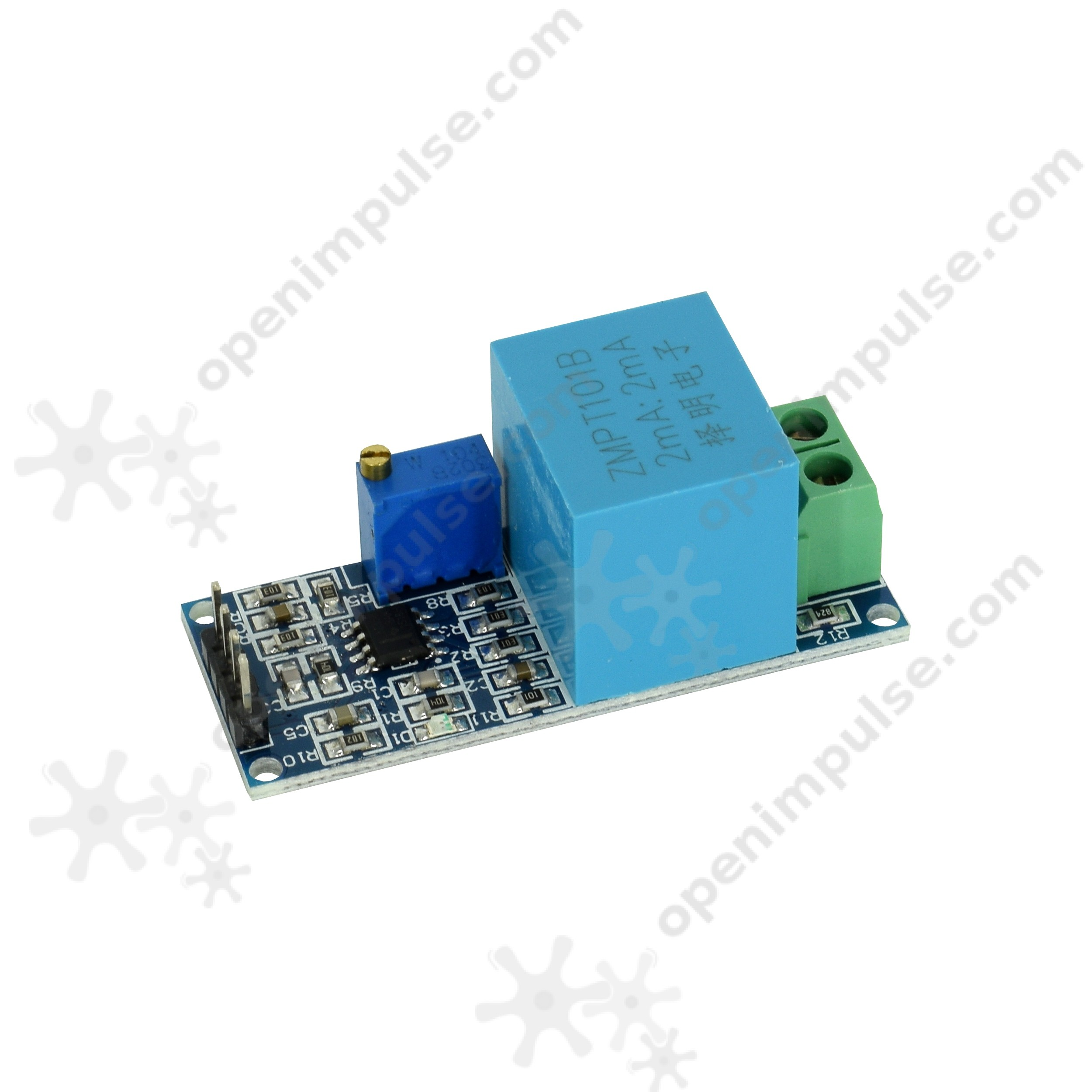 AC Voltage Sensor Module | Open ImpulseOpen Impulse