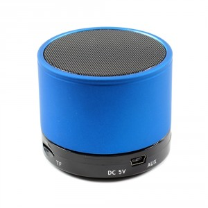 Bluetooth Speaker – Blue