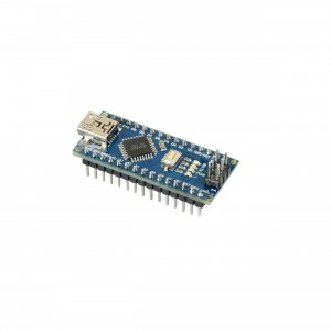 Board Compatible with Arduino Nano (ATmega328p + CH340)