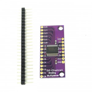 CD74HC4067 16 Channel Analog Multiplexer Module