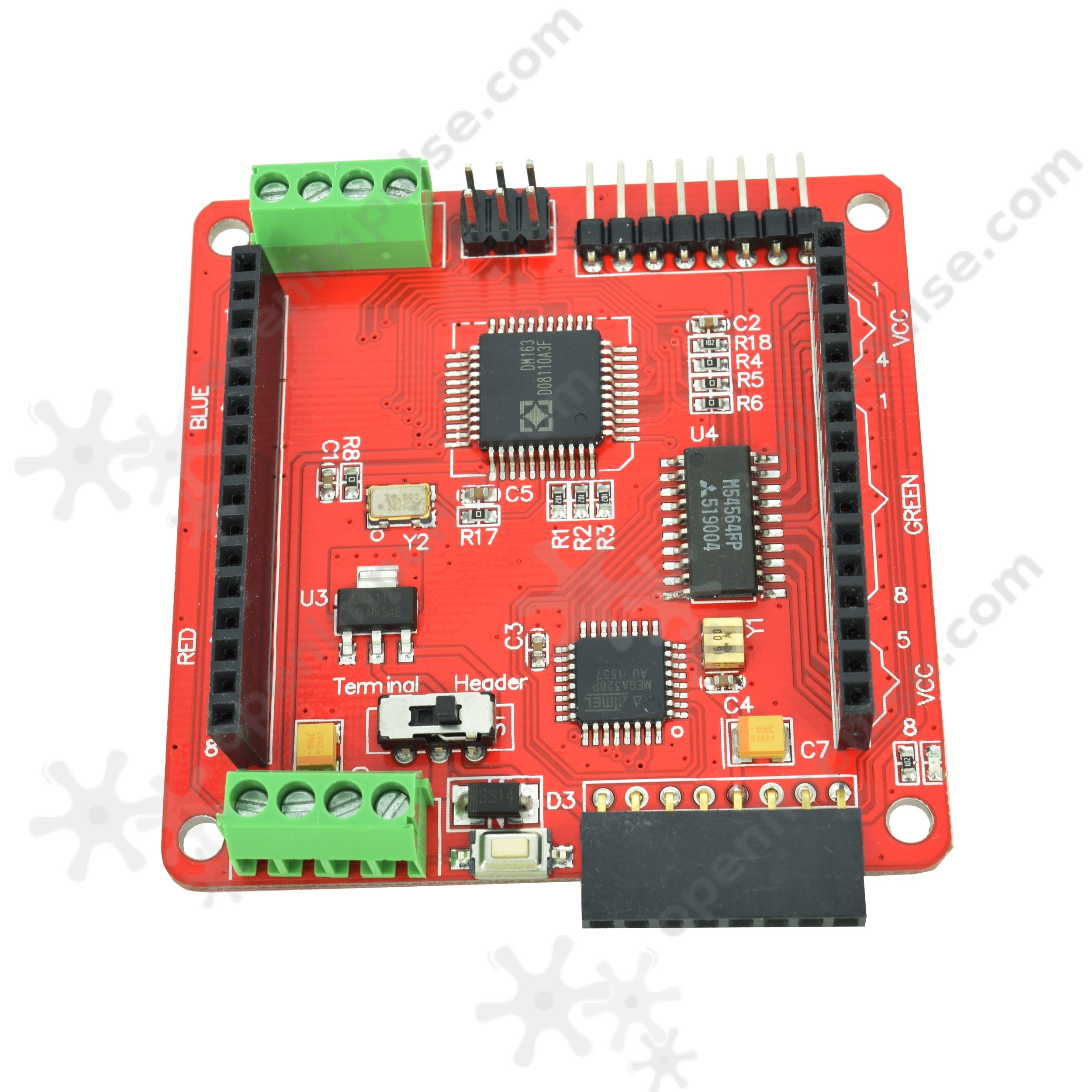 Colorduino RGB LED Matrix Driver | Open ImpulseOpen Impulse