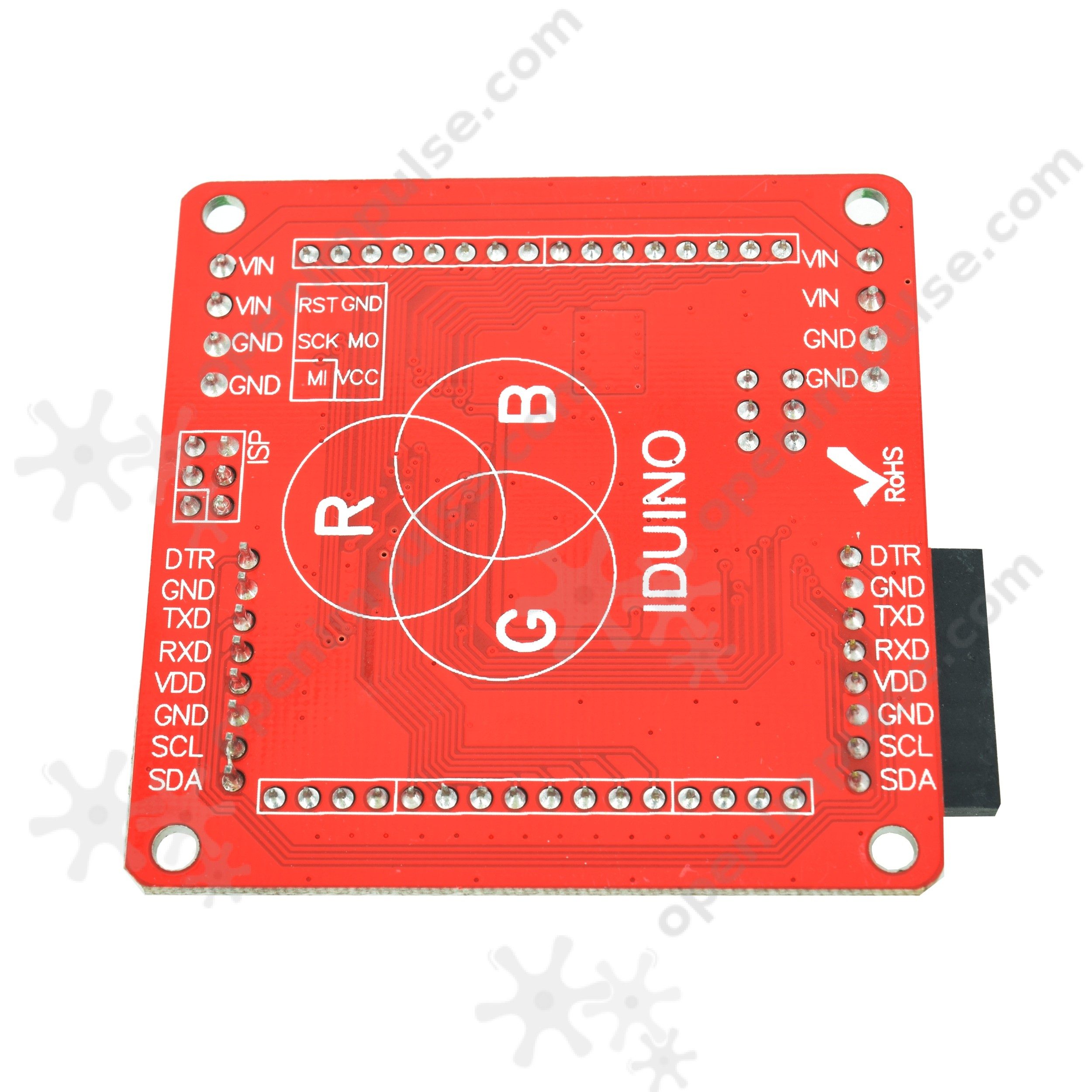 Colorduino Rgb Led Matrix Driver Open Impulseopen Impulse 8x8 Wiring