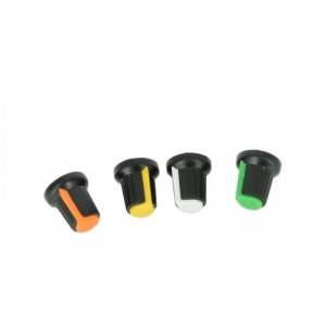 20pcs Colored Potentiometer Knob