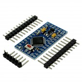 Pro Mini Development Board with ATmega328p(Arduino Compatible)