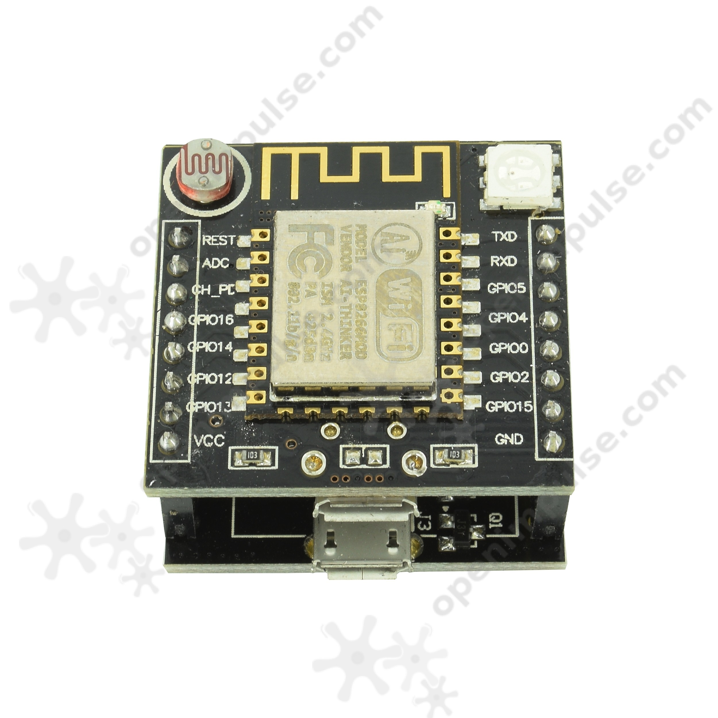 ESP8266 ESP-12F Wit Cloud Development Board | Open