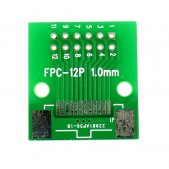 10pcs FPC 12p PCB Adapter