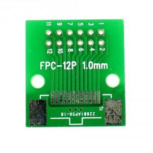 10pcs FPC 12p PCB Adapter