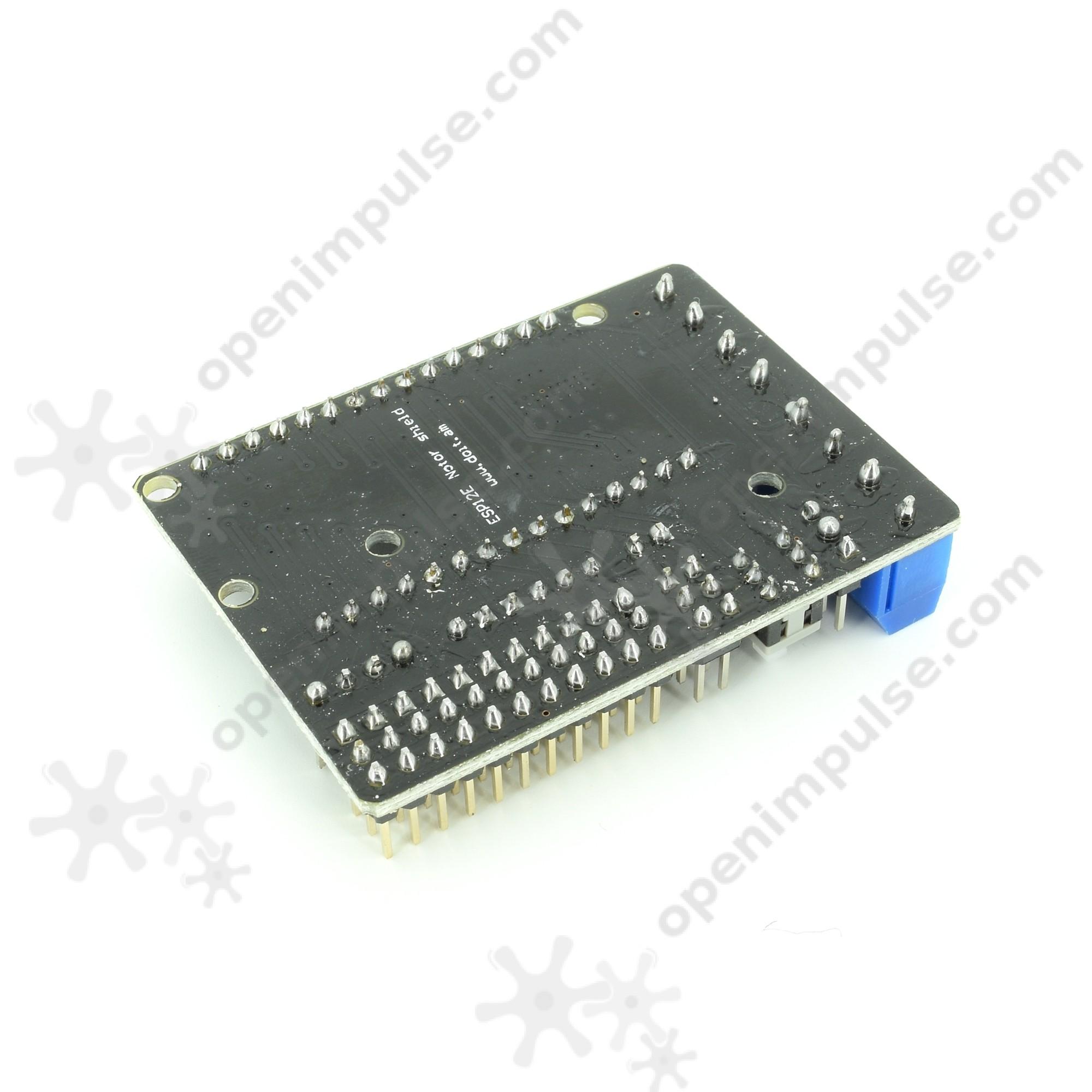 L293d Motor Driver Board For Esp8266 Wifi Modules Open Impulseopen Circuit