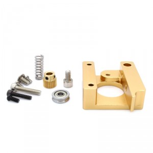 MK8 Aluminium Block with Normal Tip for the 3D Printer Head