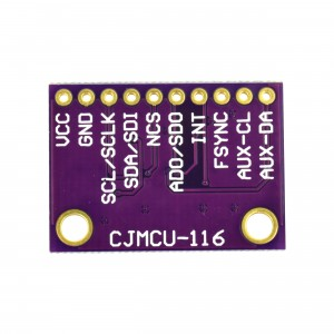 MPU6500 Accelerometer and Gyroscope Module