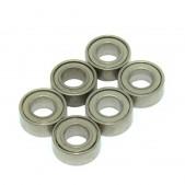 4pcs Miniature Ball Bearing (3mm internal diameter)