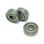 2pcs Miniature Ball Bearing (4mm internal diameter)