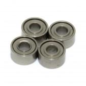 4pcs Miniature Ball Bearing (2 mm internal diameter)