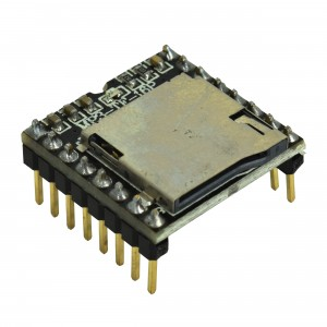 Miniature MP3 Player Module (DFPlayer Mini)