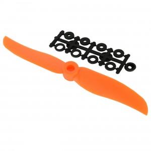 5pcs Orange 5030 Propeller with 6 mm Hole