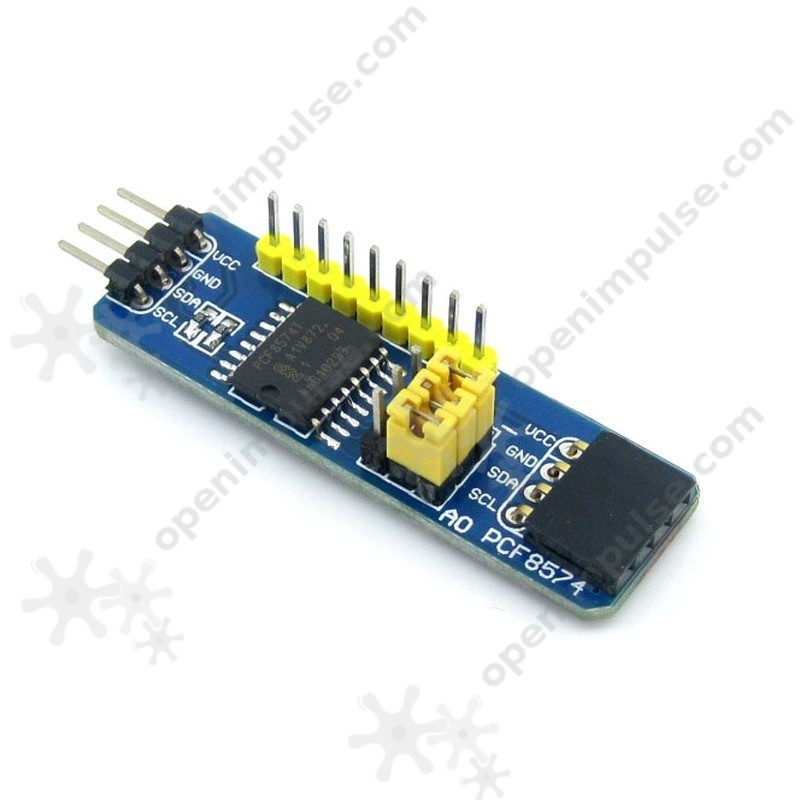 Transforming your AVR Microcontroller to the I2C or