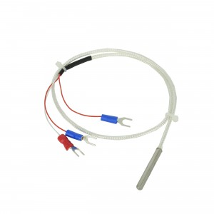 PT100 Temperature Sensor with 0.5 m cable, 0.5 Accuracy