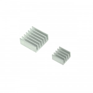 5pcs Raspberry Pi 3 Radiator