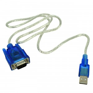 USB RS232 Converter Cable (80cm)