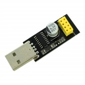 USB to Serial Interface for ESP-01 WiFi Modules